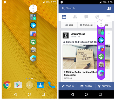 Keep Your Favorite Apps At Hand With Floating ToolBox