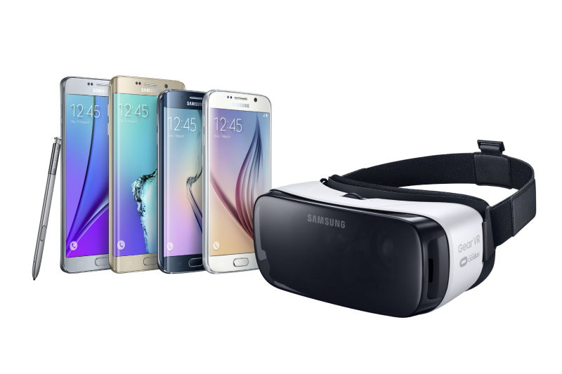 New Samsung Gear VR To Sell For $99 + Compatibility