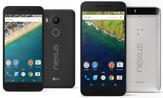 Google Announces New Nexus Devices