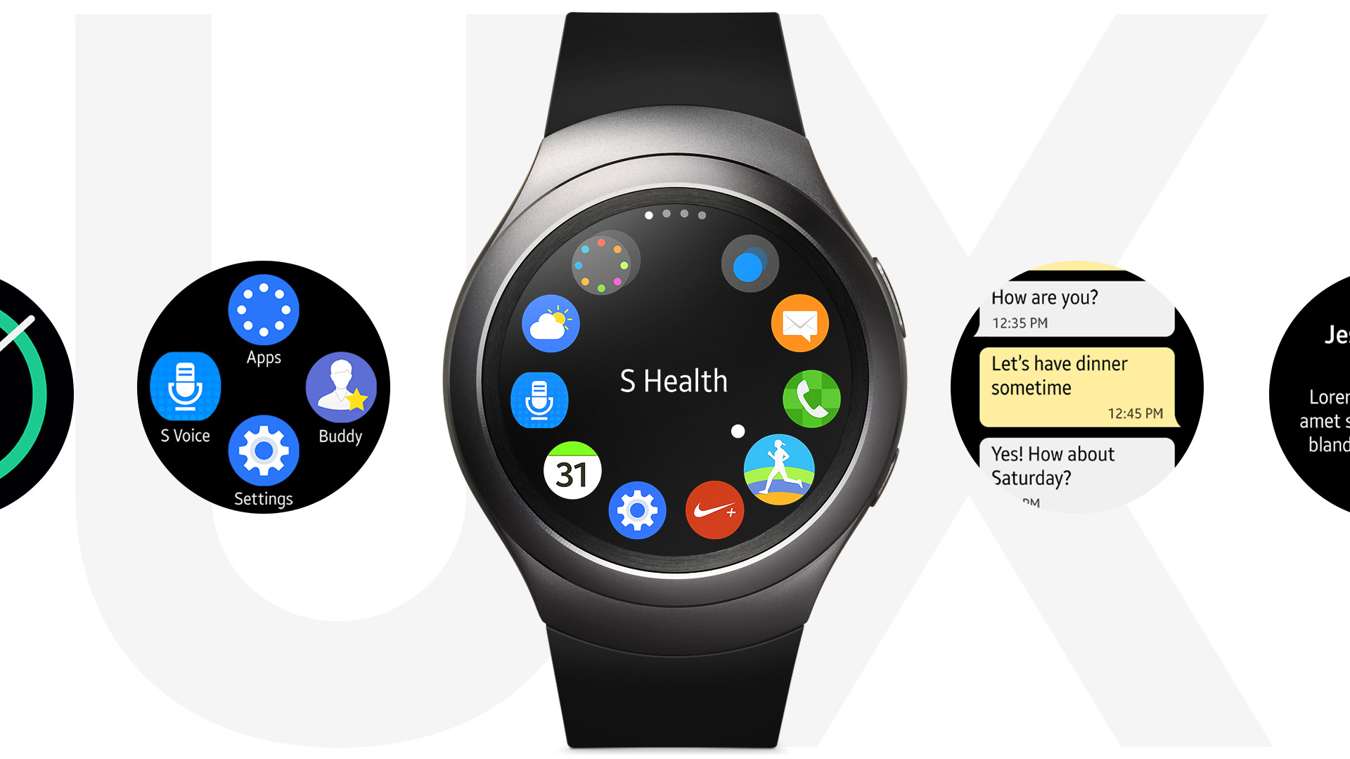 samsung gear s2 smartwatch announced droid lessons. Black Bedroom Furniture Sets. Home Design Ideas