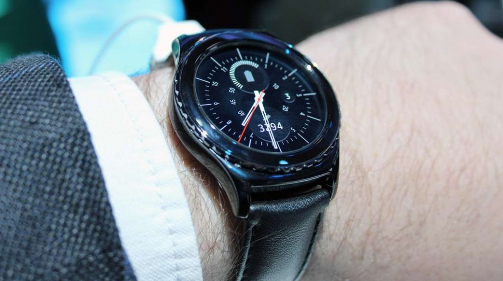 Samsung Gear S2 Smartwatch Announced