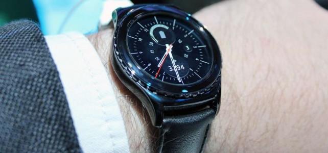 Samsung Gear S2 Smartwatch Announced