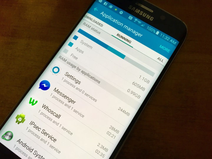 How To Fix Memory Leaks And Get More RAM on Galaxy S6 and S6 Edge