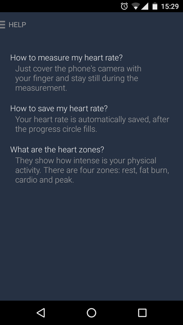 How To Measure Your Heart Rate on Android (No Sensor Required)