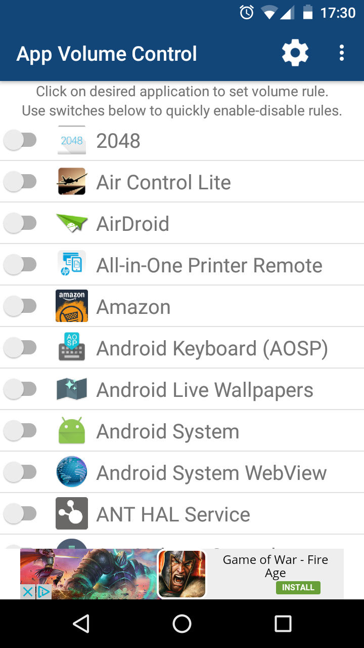 How To Control Individual App Volume   Droid Lessons