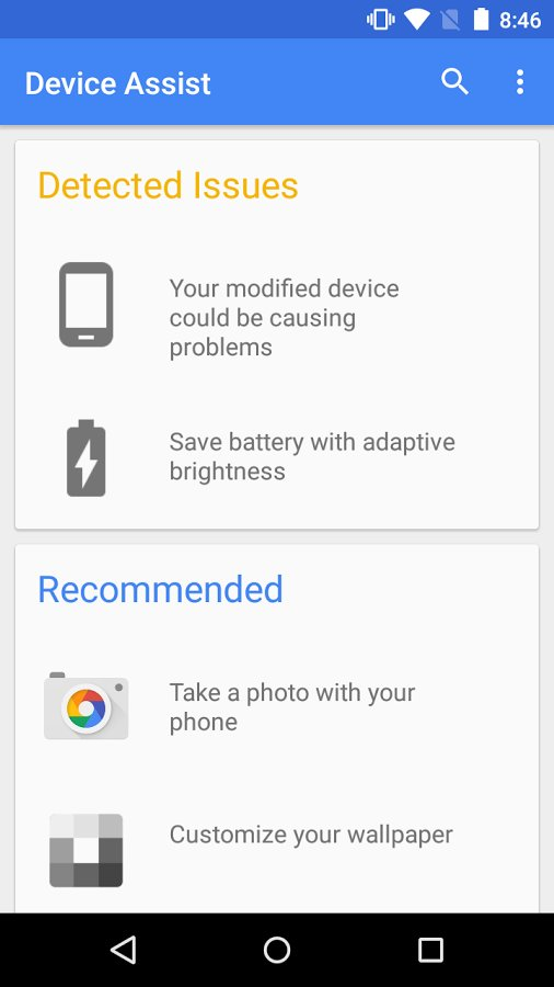 How To Detect Issues And Get Tips For Your Android Device