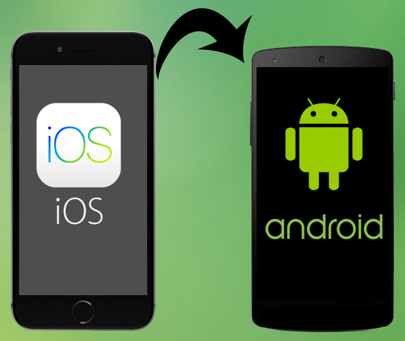 How To Switch From iPhone To Android (Transfer Photos, Videos, Contacts)