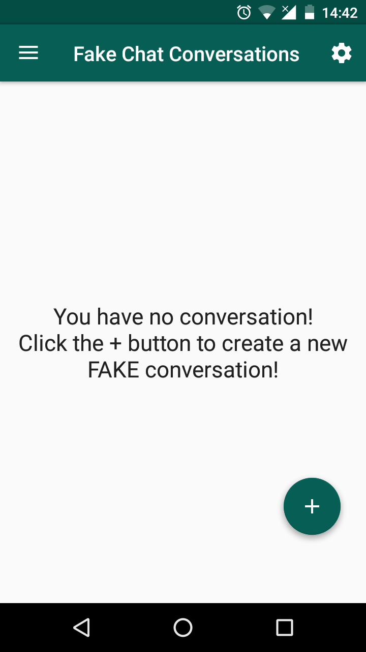 Fake android text screenshot | How to take a screenshot on any