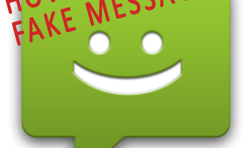 How To Fake Text Message Conversations in Android
