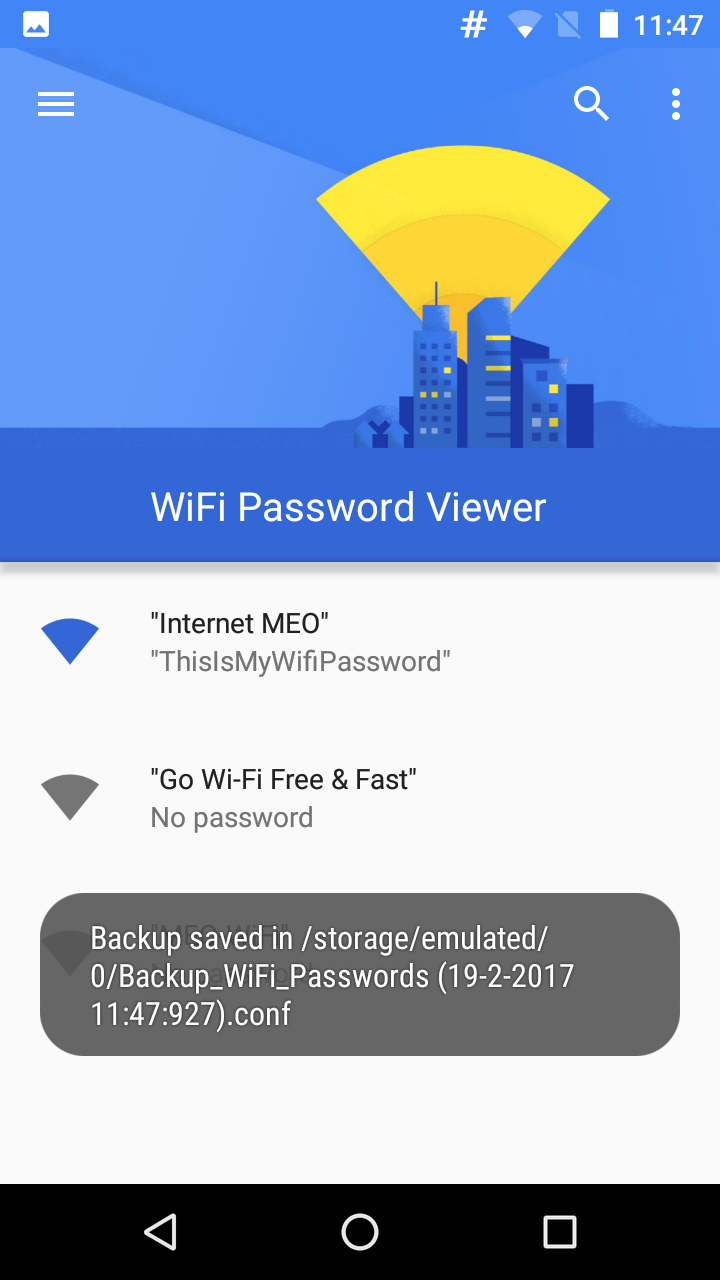 How To View Your WiFi Passwords On Android | Droid Lessons