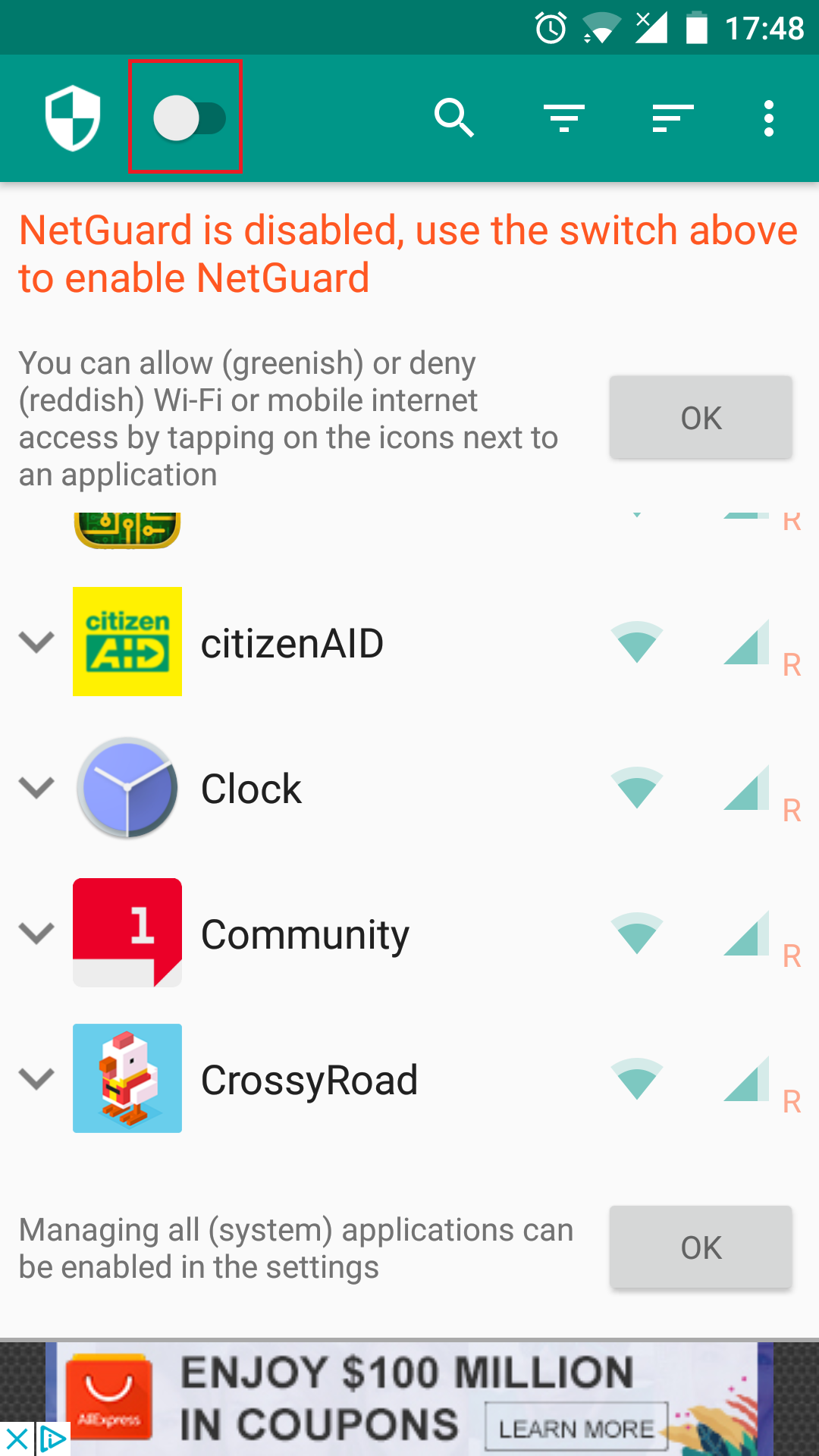 How To Disable or Limit Internet Access For Any App On Android